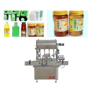 750 Kg 5 KW Sauce Paste Bot Machine Filling