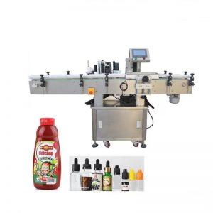Kontrolê PLC Machine Machine Labelling Machine