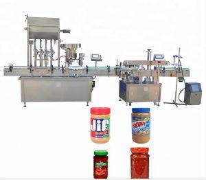 Rengê Botapkirinê ya Bottle Screen Touch Machine