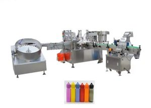 Touch Screen Machine Liquid Filling Electronic For Unicorn