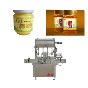 Touch Screen Honey Machine Filling